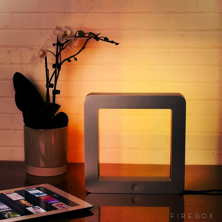 Holi Smart Mood Lamp / The Holi Smart Mood Lamp will create a kaleidoscopic riot of colors in your home, just like the Hindu festival it is named after. http://thegadgetflow.com/portfolio/holi-smart-mood-lamp/