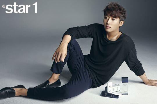 Son Ho Joon - @ Star1 Magazine May Issue '15