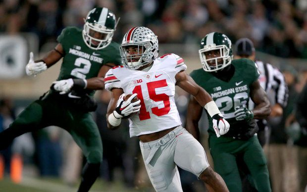 Michigan State Spartans vs Ohio State Buckeyes Live Streaming