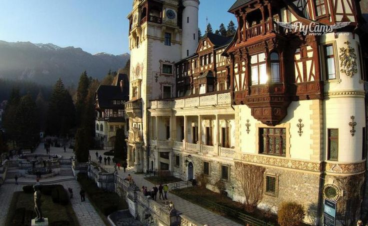 Romania peles palace castle most beautiful european castles palaces eastern 762 468 - Most beautiful manors romania ...