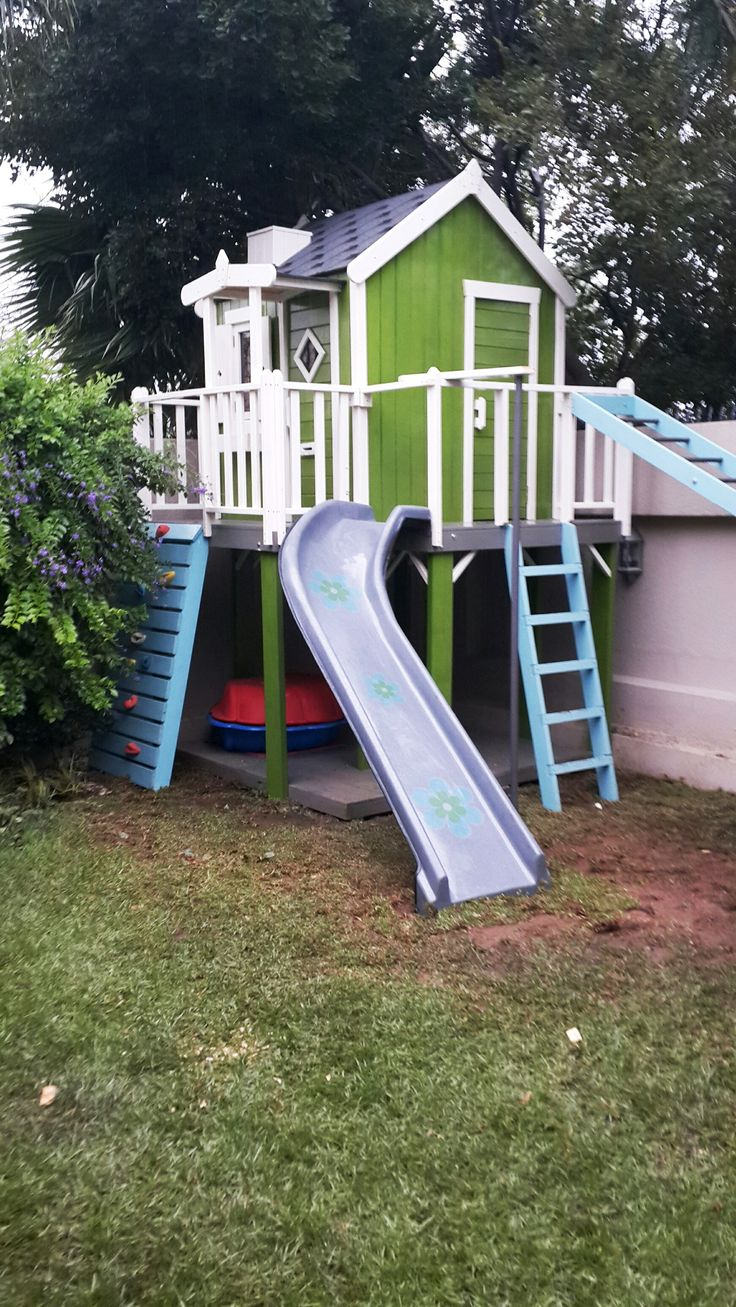 Awesome Jungle Gym Home