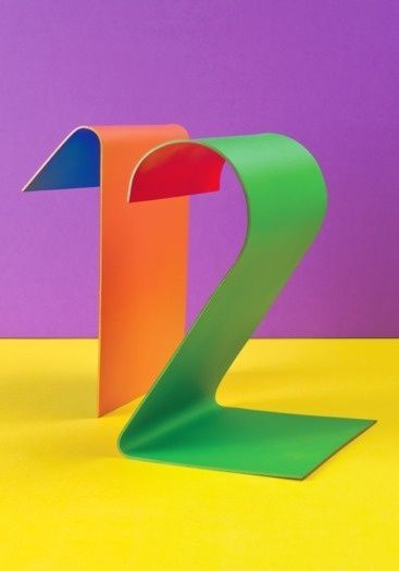 wilfredtimo12 poster by studio wilfredtimo #typography #colorful