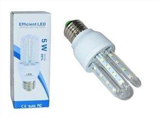 Lâmpada Econômica LED 30W 4U Bivolt 6500K Branco Frio