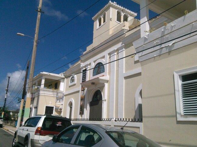 Iglesia cat lica del r o grande turismo interno en for Turismo interno p r