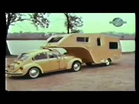 Vw Bug Fifth Wheel Trailer Found Forgotten Volkswagen