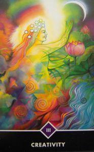 Osho Zen Tarot: Creativity
