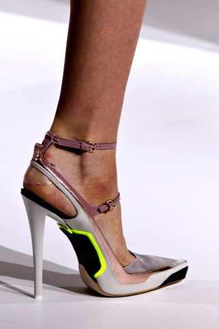 Jil Sander Fall 2012 HOT SHOES