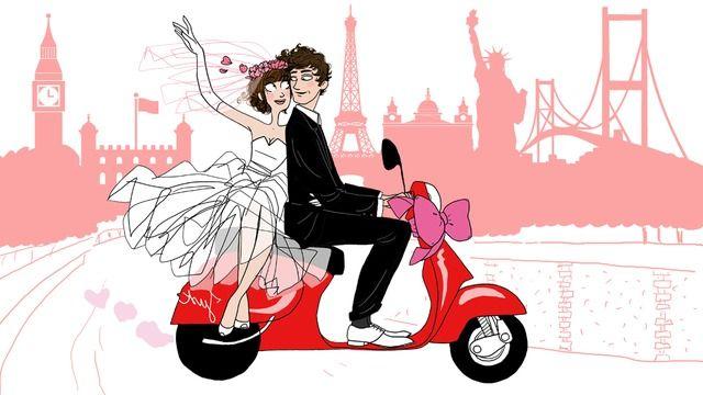 Online Registry and Wedding Planning Website