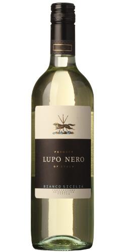 Lupo Nero Bianco - Sicilien - Italien - Vin300.dk Grecanio, Cataratto