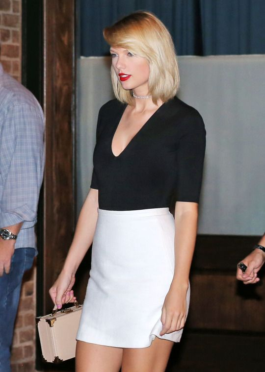 Taylor Swift in NYC - September 7 2016