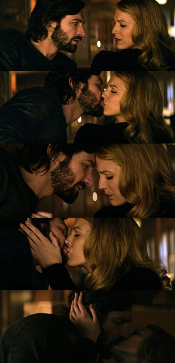 The Age Of Adaline  Blake Lively And Michiel Huisman Kissing Scenesi