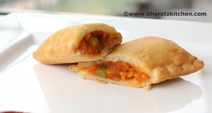 MCDONALDS PIZZA MCPUFF   PIZZA PUFFS - recipe by bharatzkitchen