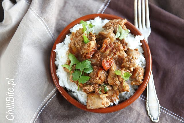 Chillibite Pl Motywuje Do Gotowania Kurczak Tikka Masala I Mietowa Raita Tikka Masala Masala Tikka