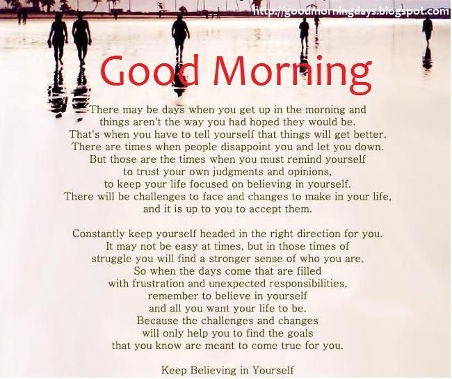 Inspirational Morning Quotes For Friends: 17 Best Good Morning Inspirational Quotes On Pinterest