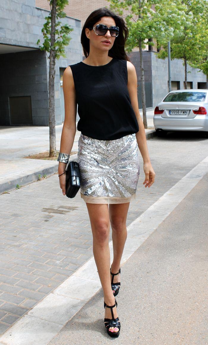Silver Skirt. http://www.noellesnakedtruth.com/