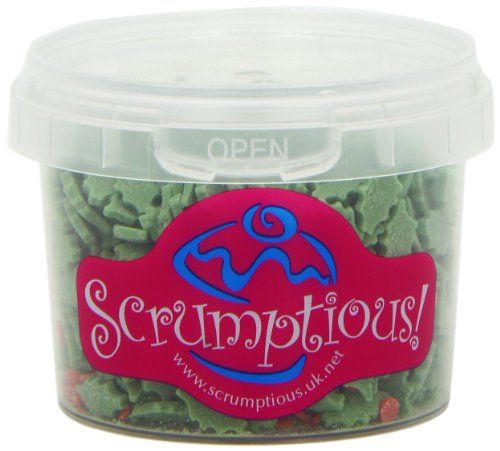 Scrumptious Green Holly With Red Berries Cake Decorations (Pack of 3) -   Scrumptious Green Holly With Red Berries Cake Decorations (Pack of 3)        Rating:    List Price: £9.75   Sale Price: £7.31 (as of 08/10/2014 03:27 UTC - Details)    Availability: Usually d... - http://irishcakesupplies.com/wp-content/uploads/2014/01/51ij-EYmqQL.jpg - #3, #Berries, #Cake, #Decorati