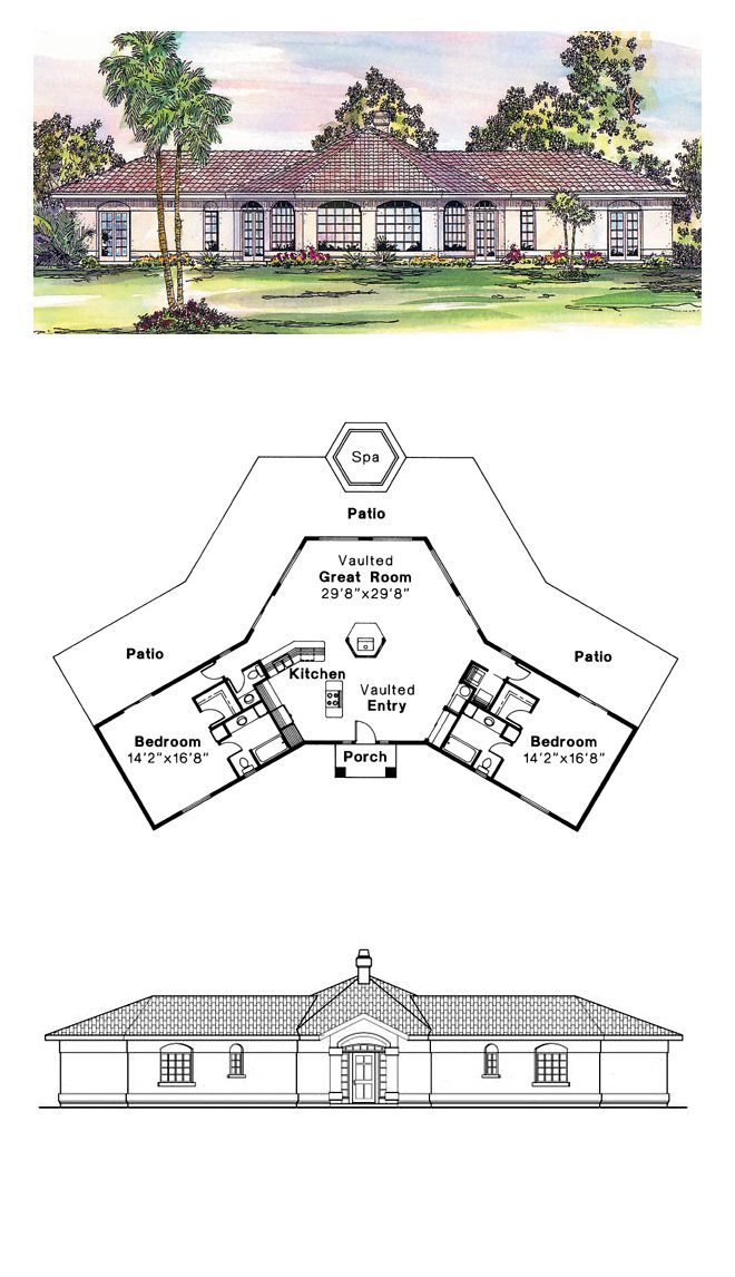 Amazing House Design Architecture: 16 Best Octagon Style House Plans Images On Pinterest