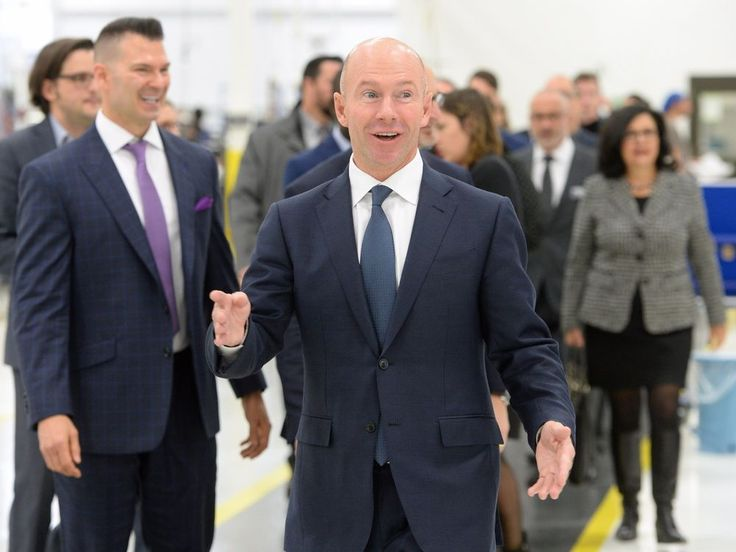 Chief executive Alain Bellemare made the announcement Friday