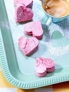 Toll zum Verschenken: Luftig-süße Marshmallows.