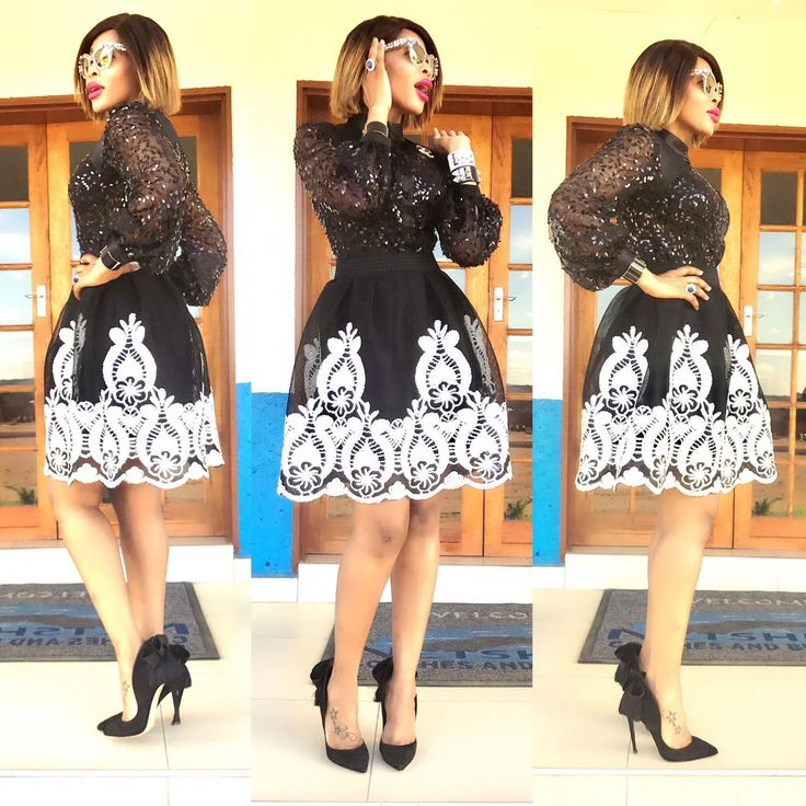 WoW, is what comes to mind when looking at our Fabulous client dressed in #DemocraticRepublic clothing!!  <3 a little bit of Fabulous goes a long way
