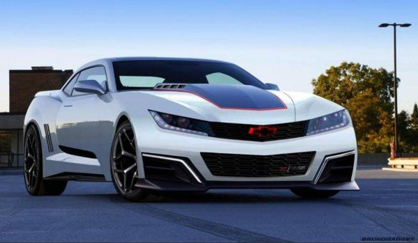 Now This is a 2016 Chevrolet Camaro Rendering I Could Love ...