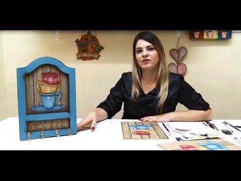 Mulher.com - Porta Xícara por Soraia Leite