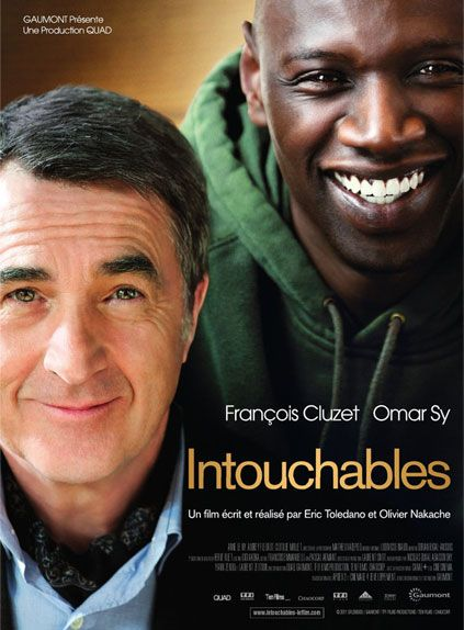 Fiche pédagogique - INTOUCHABLES - Niveau - À partir du A2 - Enseigner le francais langue étrangère - ressource FLE Gratuite.