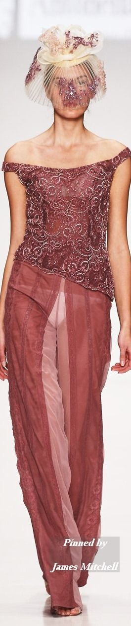 Antonella Rossi Collection Spring Summer 2015 Moscow