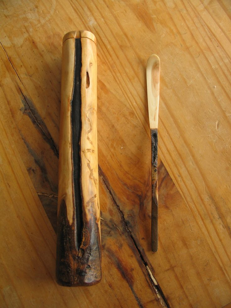 Japanese bamboo tea scoop for tea ceremony