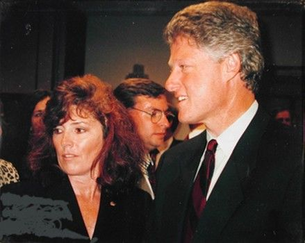 Kathleen Willey of Bill Clinton's sex scandal past says Hillary is a terrorist http://www.examiner.com/article/kathleen-willey-of-bill-clinton-s-sex-scandal-past-says-hillary-is-a-terrorist