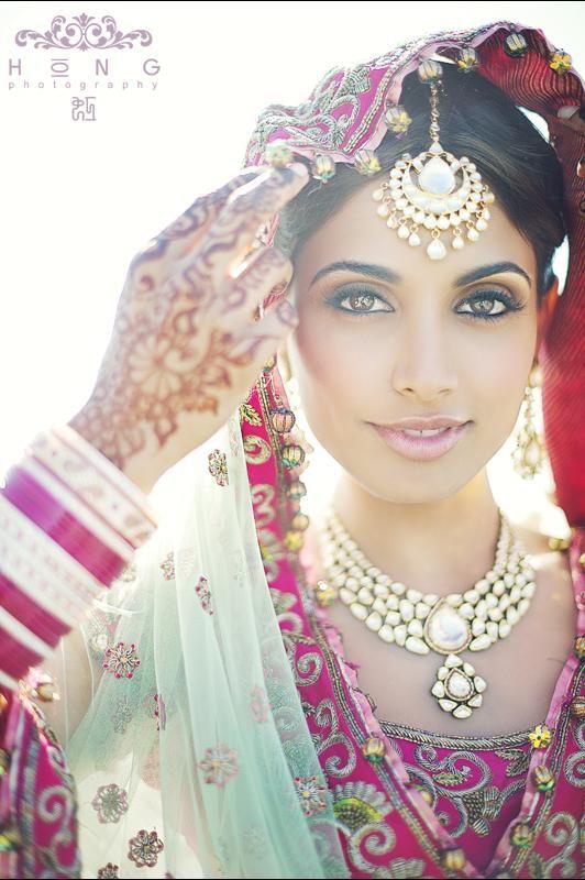 Dilshad & Tim's Indian Wedding - Hong Photography Studio