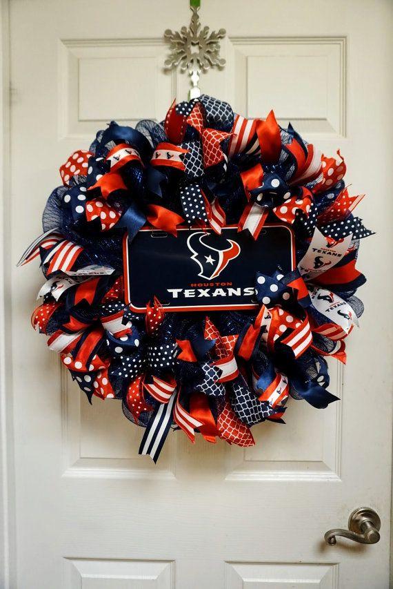 Texans Wreath Houston Texans Wreath Houston Wreath Houston