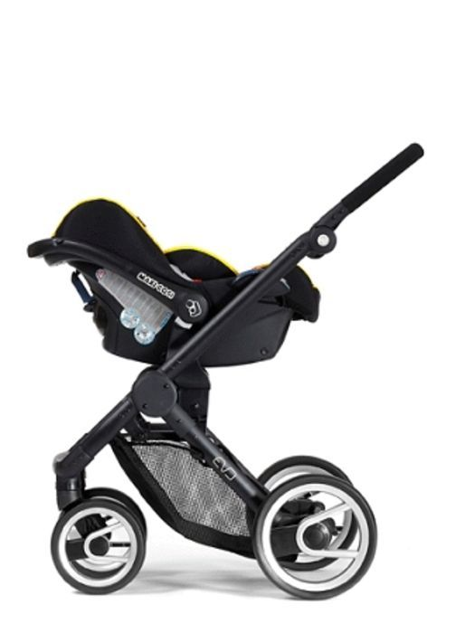 Mutsy Evo Stroller Car Seat Adapter for Maxi-Cosi Mico