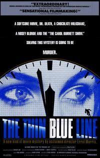 The Thin Blue Line 1988 film