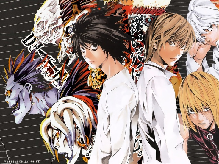 24 best DEATH NOTE images on Pinterest Cartoon, Death and Draw - death note