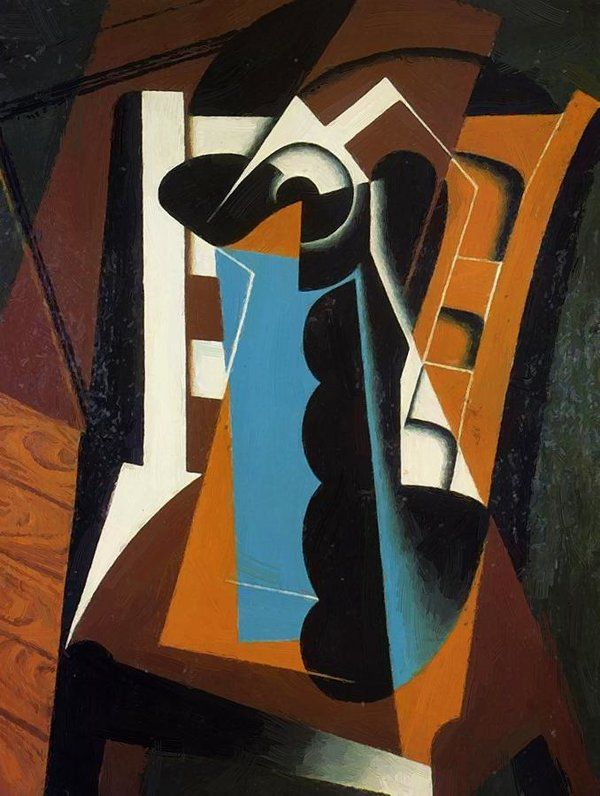 Pin By Jerry Simonson On New Painting Cubist Art Canvas Art