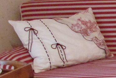 le-temps-de-la-couture - Dessus de lit