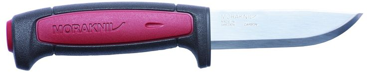 """Morakniv Pro C Fixed Blade Knive (15 Pack). Morakniv, 15 pack of Pro C fixed blade knives, carbon steel blade, black and Red rubber handle, black sheath, 3.6"""" blade and 8.1"""" overall length. Rsr group is a nationwide distributor of firearms and Shooting sports accessories. This product is manufactured in sweden."""
