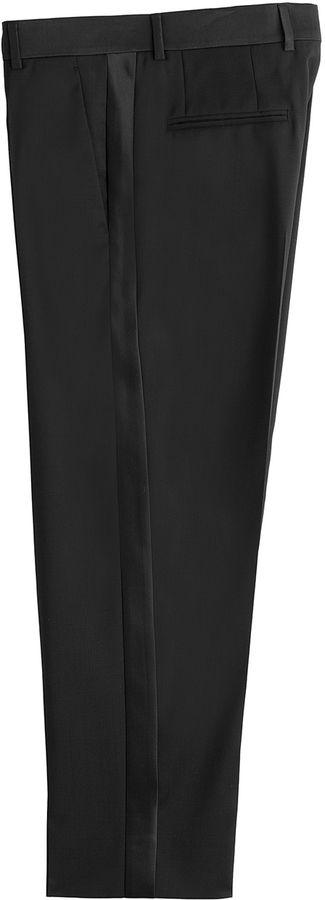 Maison Margiela Wool Cropped Tuxedo Pants