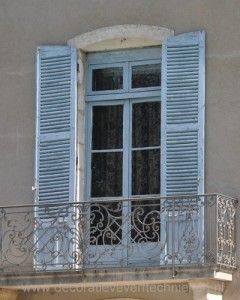 Franse luiken / french shutters