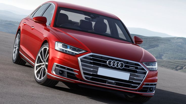 2019 Audi A8 Price