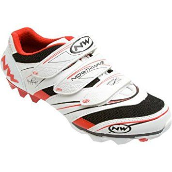 Northwave Maya Women's MTB Shoes White / Black / Red EU 36