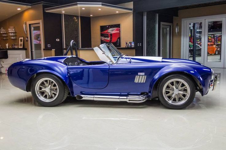 1965 Shelby Cobra Factory Five  / Hemmings Motor News