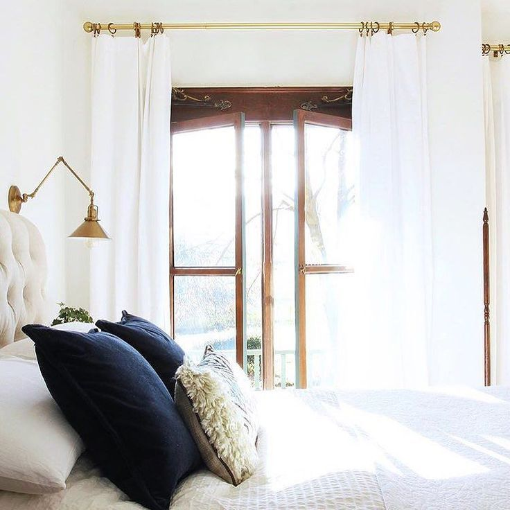 White Bedroom 25+ best white bedroom curtains ideas on pinterest | bedroom