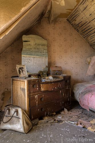 Shearer's Cottage, Scotland - April 2014 (Pic Heavy) - Derelict Places