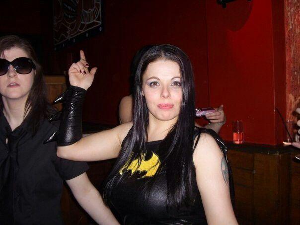 Batwoman - fancy dress