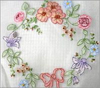 The Technique of Shadow Work Embroidery Article