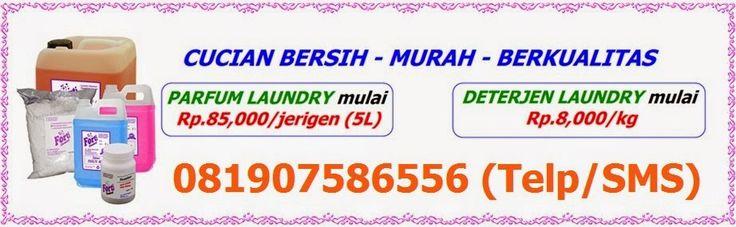 Parfum Laundry Murah di Depok  Jakarta Bogor Tangerang Bekasi