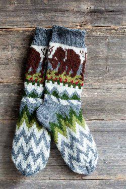 Finnish champion socks