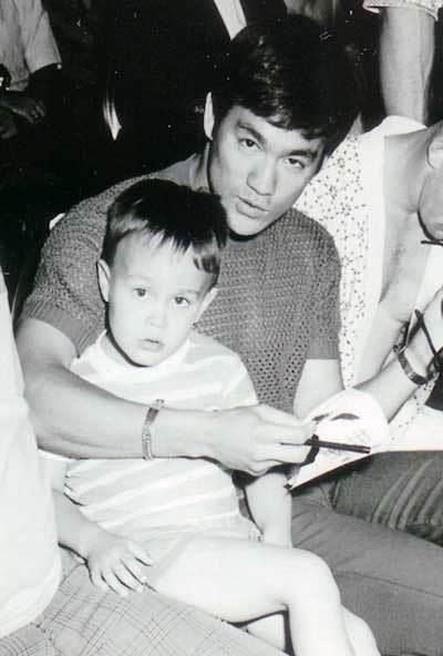 Bruce & Brandon